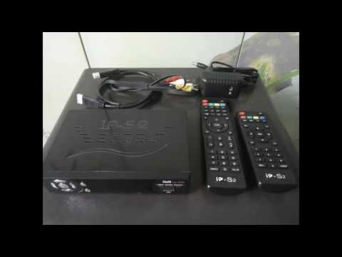 Satellite receiver with IPTV supported CCCAM,NEWCAM