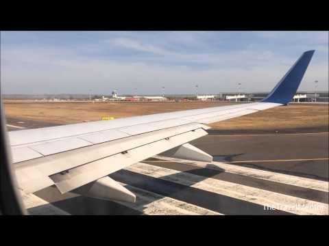 Takeoff of Delta 691 Boeing 737-800 Liberia, Costa Rica (LIR) to Los Angeles (LAX)