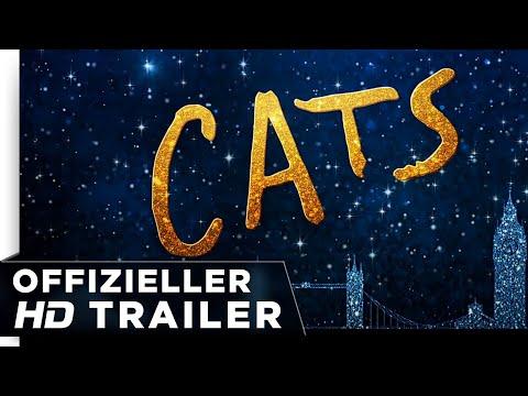 Cats - Trailer 2 deutsch/german HD