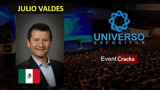 Julio Valdes director de CAT Consultores en la serie EVENT CRACKS