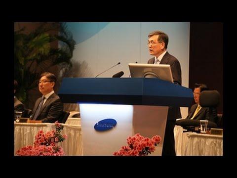 Samsung Electronics dice que su reestructuración aún está en fase de estudio