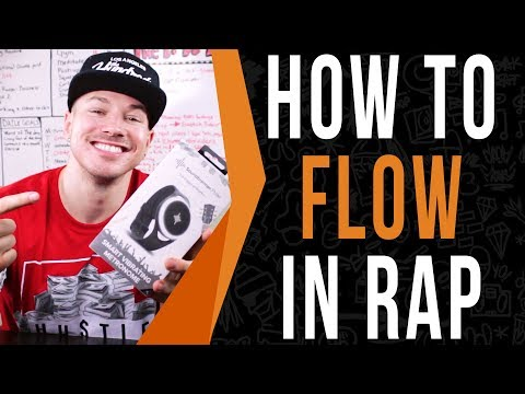How To Flow In Rap (4 Tricks To Finding A Flow On Any Beat)