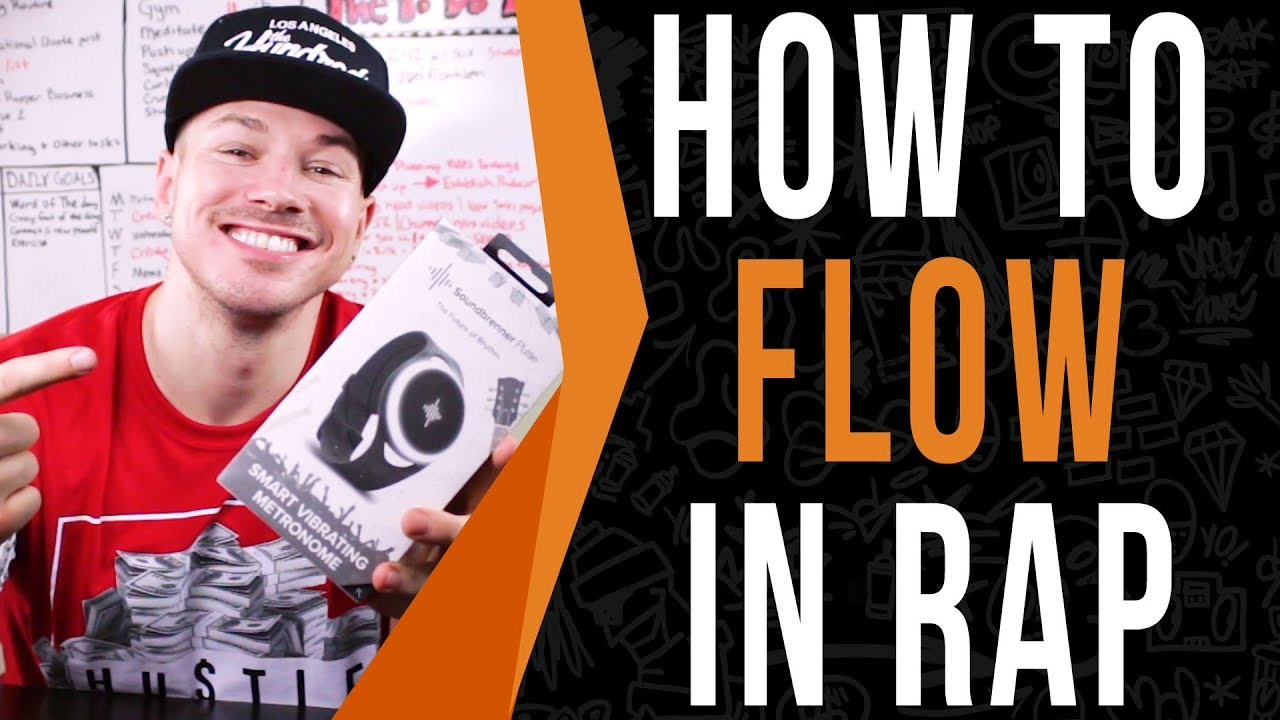 how to develop a flow for rapping
