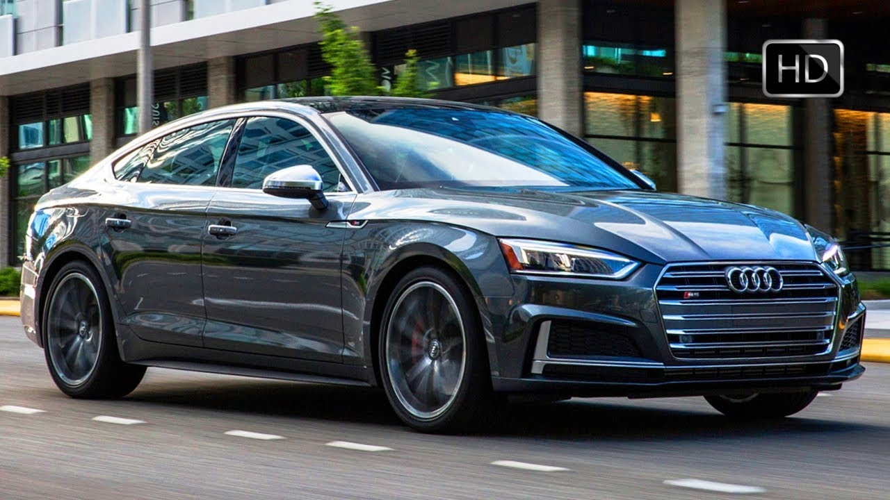 2018 audi s5 sportback quattro us spec design overview. Black Bedroom Furniture Sets. Home Design Ideas