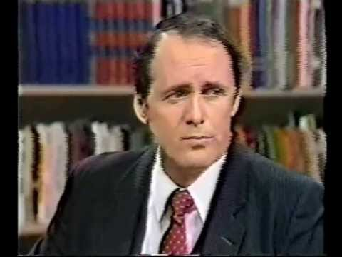 Doug Christie on Webster TV show (Debate on Freedom of Speech & Zundel hearings)