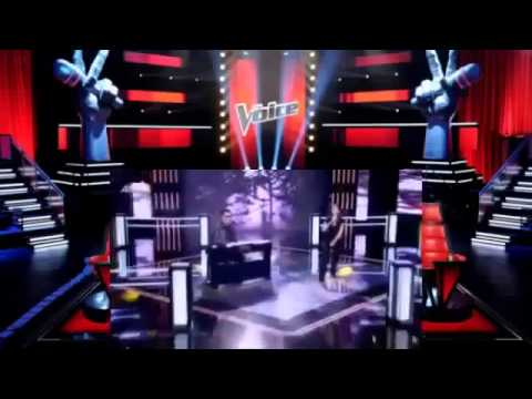 THE VOICE GREECE SEASON 2 BATTLE 4 Part 1