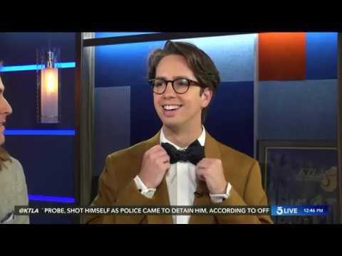 Black Tux Fashion Designer Spotlights Men's Wedding Fashion Trends