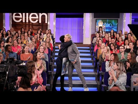 Ellen Attempts to Guess Audience Members' Jobs
