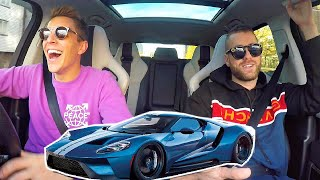 WE'RE BUYING A NEW FORD GT!