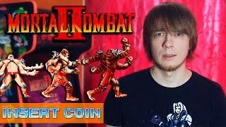 Mortal Kombat II Insert Coin 7