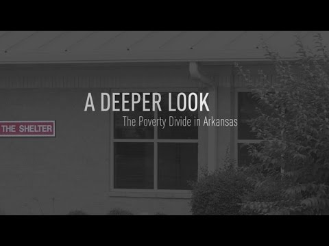 A Deeper Look: The Poverty Divide in Arkansas
