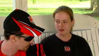 Bengals A. J. Green ölen fan dileğini yardımcı olur