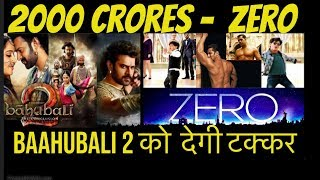 101 Interesting Facts | Zero | Shah Rukh Khan | Salman Khan | Aanand L Rai | Anushka | Katrina Kaif