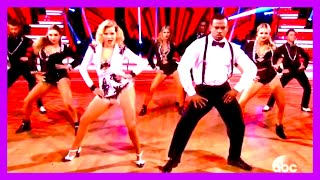 【HD】Alfonso Ribeiro & Witney Carson FREESTYLE FINALS