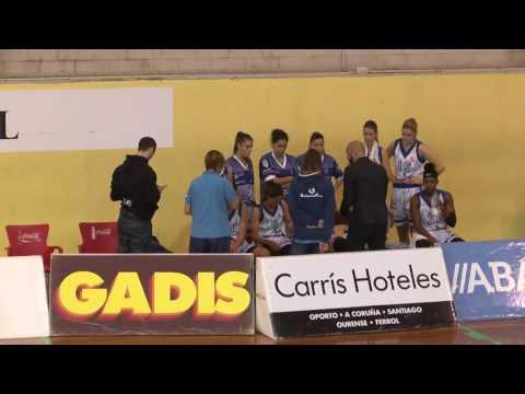 Star Center Uni Ferrol - IDK Gipuzkoa (15-10-2016)