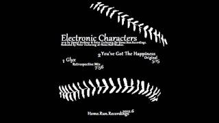 "Electronic Characters ""You"
