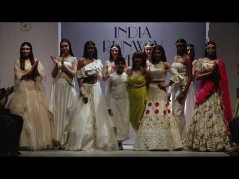 India Runway Week summer 2017 - Ritambhara Paliya