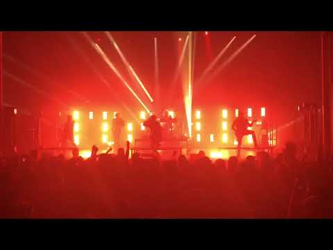 Parkway Drive - Crushed @ The Agora in Cleveland 9/6/2018