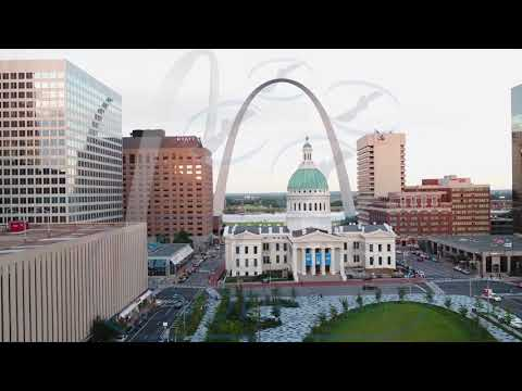 St Louis Aerial Video - Stock Footage and Still Images