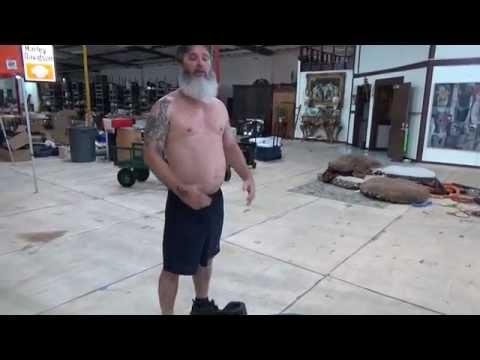 Hunting Harley's, Ab Exercises September 5th 2015