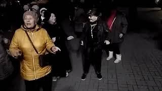 Танцы На Приморском Бульваре - Севастополь - 09.12.18 - Певец Сергей Соков