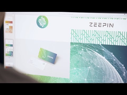 Zeepin | Revolutionizing The Creative Industry | Rebranding
