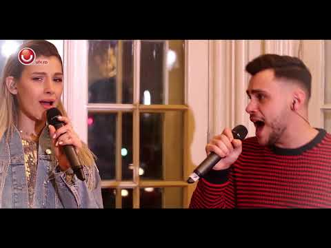 Alina Eremia - Jingle Bells  (Live Session Xmas Edition) @Utv 2017
