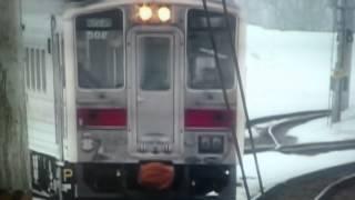 石北本線の快速電車キハ54形です。