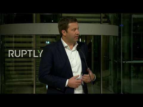 LIVE: German coalition talks resume in Berlin: statement