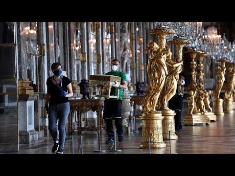 فرنسا تعيد فتح قصر فرساي بعد شهرين من الإغلاق جراء فيروس كورونا  - نشر قبل 11 ساعة