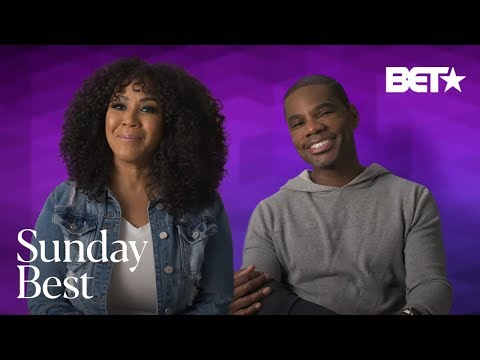 Tracy Bethea - Kirk Franklin and the Judges of Sunday Best Play the Game Who Ran That?