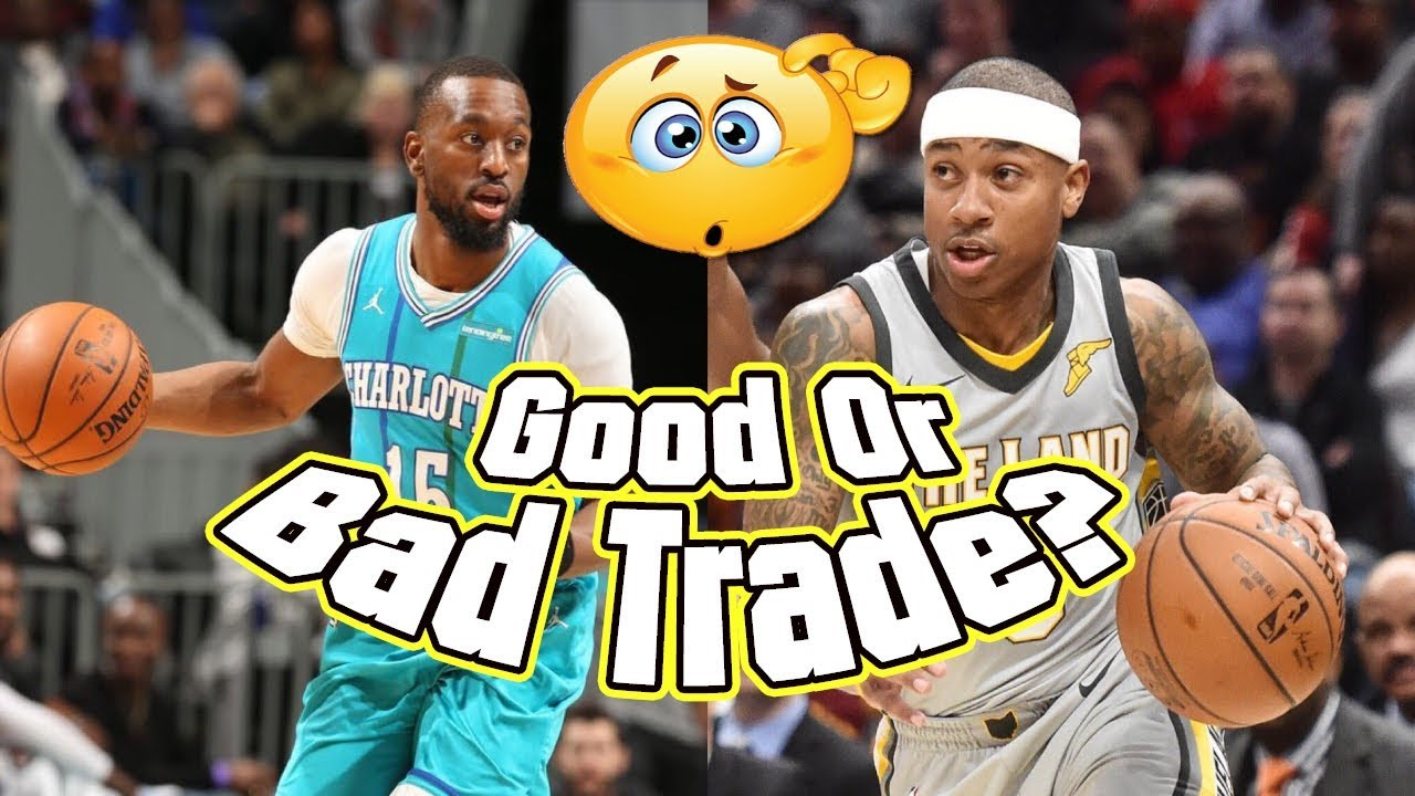 48f2205f0aee Lebron James and Cavs Trading Isaiah Thomas for Kemba Walker  Good or Bad