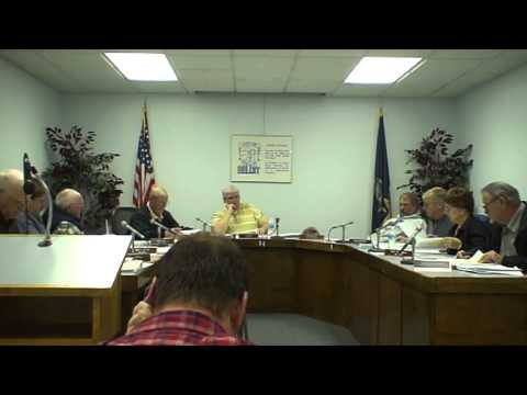 Beloit Ks City Council Meeting 12-17-13 Part 2