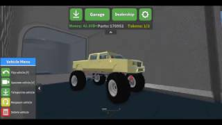Car Crushers 2 / BUYING A MONSTER TRUCK! / Roblox / (#7)