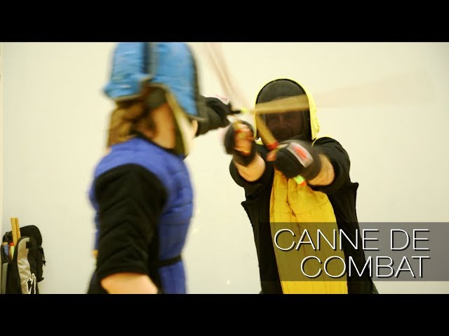 Canne De Combat - In the Zone