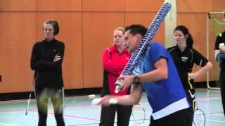 Badminton Workshop