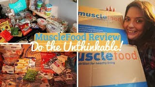 My Overall Review | Do The Unthinkable 90 Day Challenge by MuscleFood