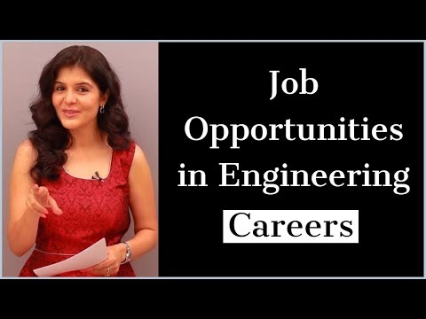 Career in Engineering in India | Job Opportunities After BE/Btech in Engineering in India
