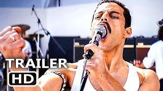 QUEEN e Freddie Mercury O Filme QUEEN O Filme Trailer Brasileiro (2...