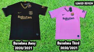 Jersey kw thailand review barcelona 2021, 2021 kit, jersey, baju fc ca...