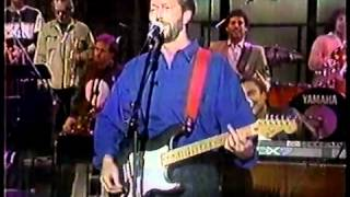 Eric Clapton - It's In The Way That You Use It - Live