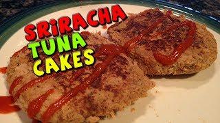 Sriracha Tuna Cakes Recipe (low Fat)