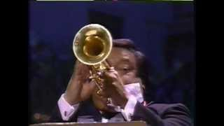 Arturo Sandoval with John Williams and The Boston Pops from a 1993 ...