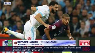 After Foot du lundi 23/10 – Partie 1/6 - L'avis de Pierre Ducrocq sur Neymar