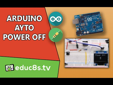 Arduino Tutorial Arduino Auto Power Off Make Arduino