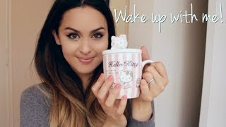 A day in my life: Wake Up with me