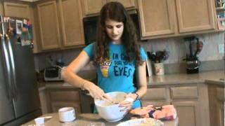 Elana's Healthy Cooking Show Crustless Spinach Quiche