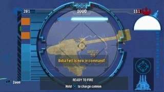 Star Wars Battlefront: Elite Squadron PSP DEMO Playthrough