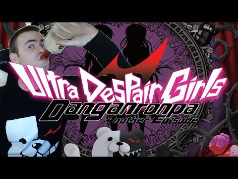 Danganronpa Another Episode Ultra Despair Girls Trailer (ALL TRAILERS) REACTION
