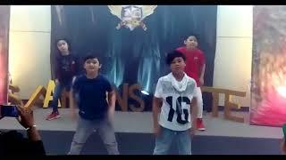 Junior Hashtag Dance Performance